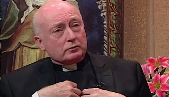 Father George Rutler Views on Why There is a  Disagreement about Ukraines Orthodox Church Matters Today