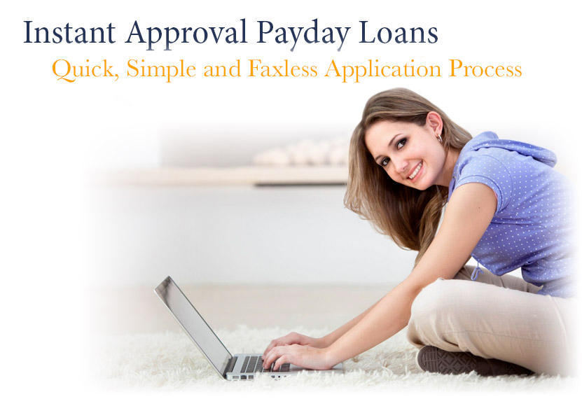 Payday Loans—How To Get Payday Loans With Instant Approval Process?