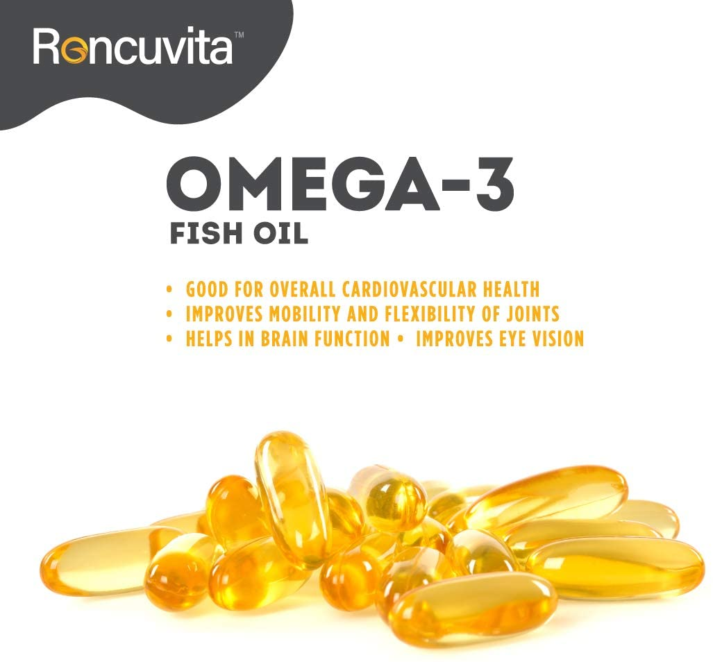Health Benefit of Omega 3 and Fish Oil